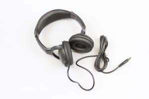Cable Hound Headphones